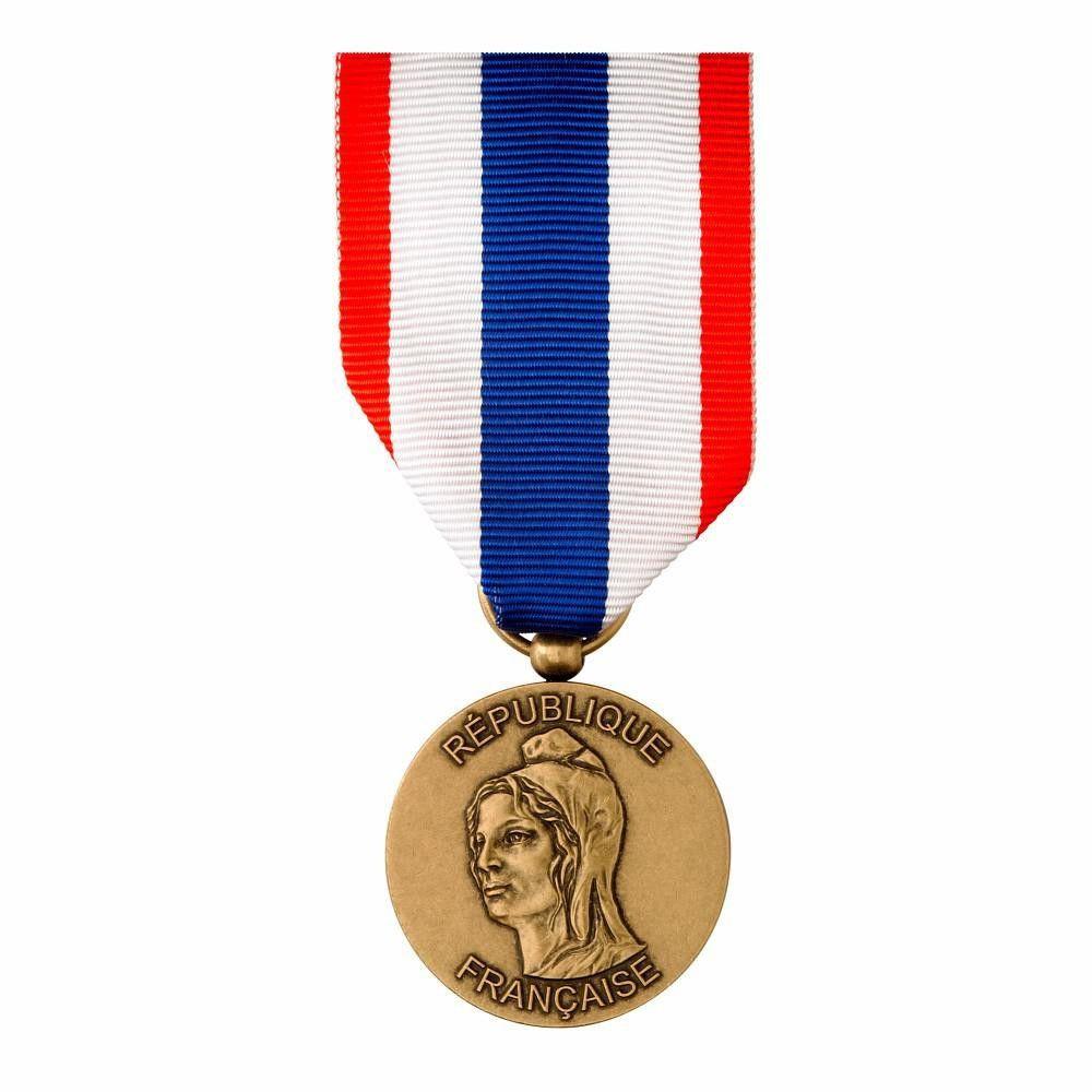 Médaille Pendante Protection Militaire du Territoire