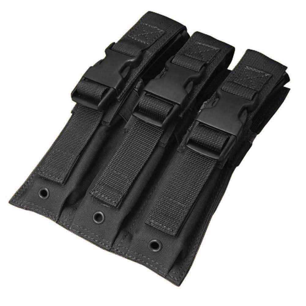 Porte chargeur triple Condor pour chargeur type MP5, MP7, MP9