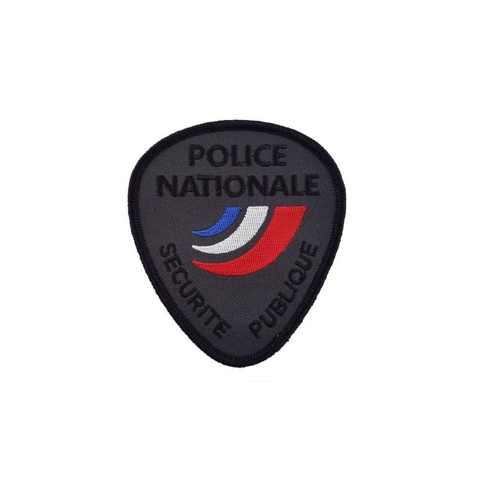 Ecusson de bras POLICE - Sécurité Publique BV