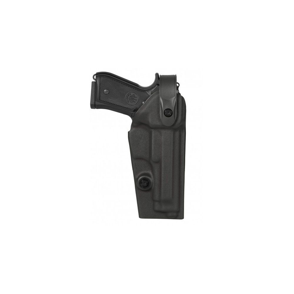 Holster Vegatek Duty VKD8 droitier Berreta 92/98 - PAMAS / MAS-G1 noir