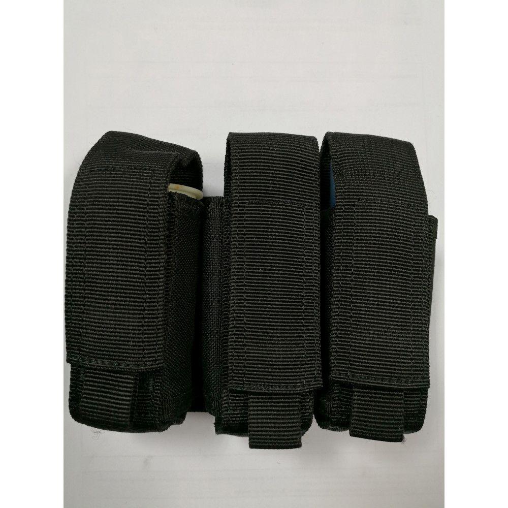 Porte grenade triple 40mm ADN Tactical