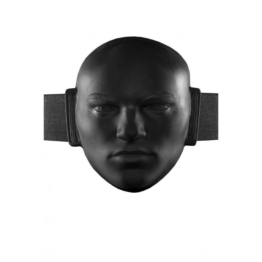 Cible en latex forme visage RINKAGE