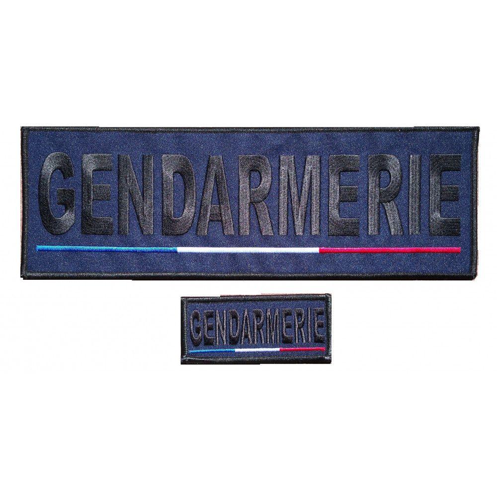 Jeu de bandes gendarmerie basse visibilité France