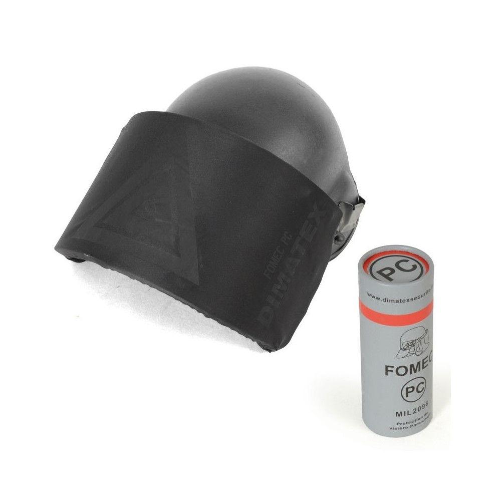 Protection de visière pare-coups Dimatex FOMEC PC