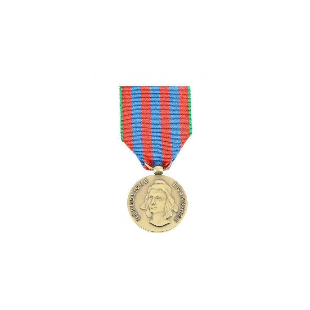 Médaille pendante commemo. française