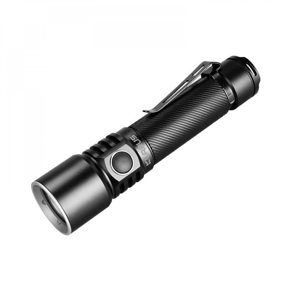Lampe tactique rechargeable ST15R Led 1200 lumens