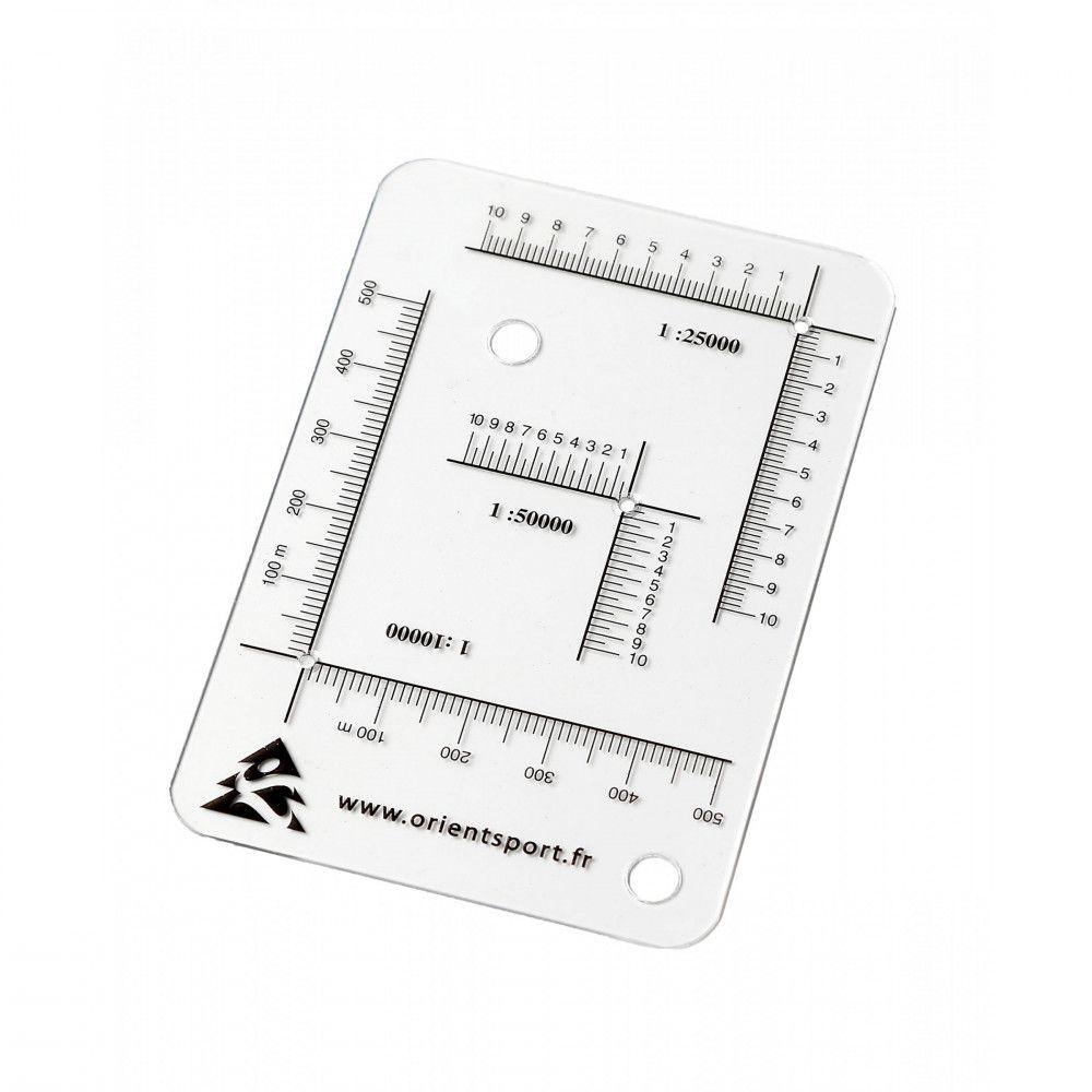 Carré de report UTM - GPS à 3 unités de mesure