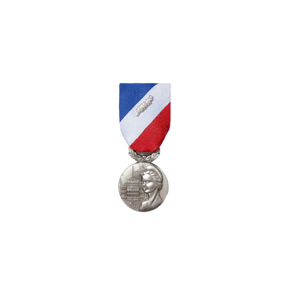 Médaille pendante MSI Argent