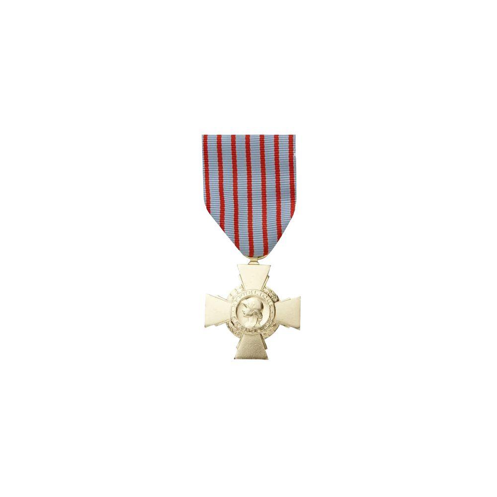 """Médaille pendante """"Croix du combattant"""""""