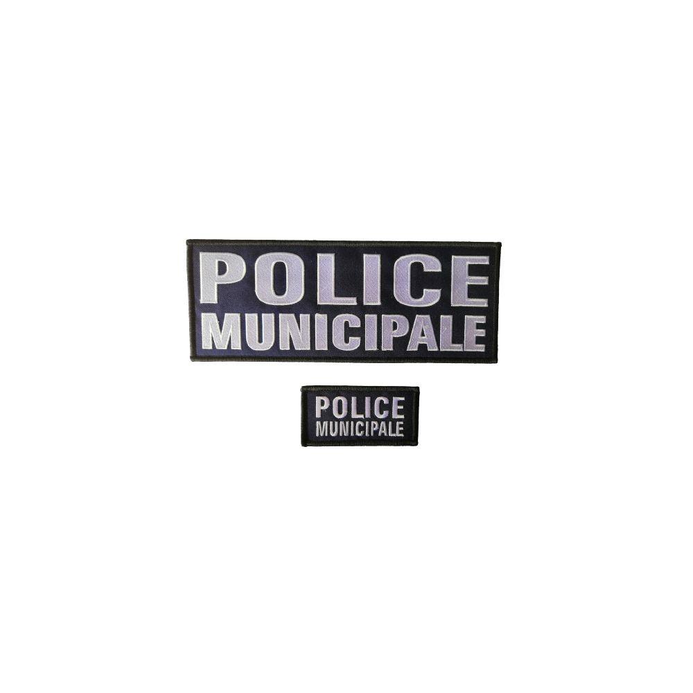 Jeu de bandes Police municipale