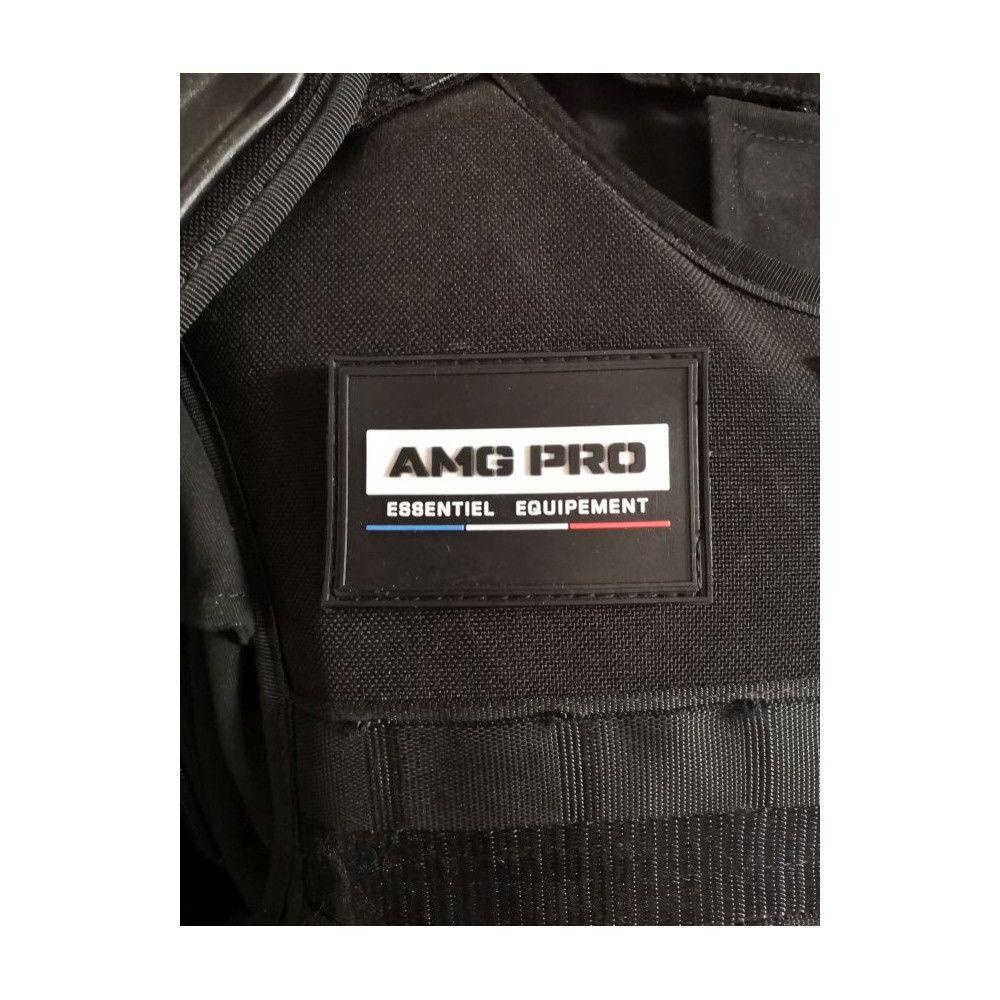Patch Rubber AMG PRO Noir