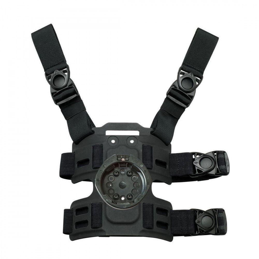 Plaque de cuisse Radar double attaches RDC