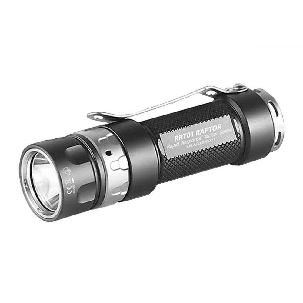Lampe Tactique Niteye RAPTOR RRT01 - 950Lumens