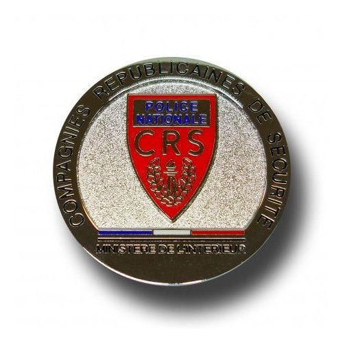 Médaille pour porte carte