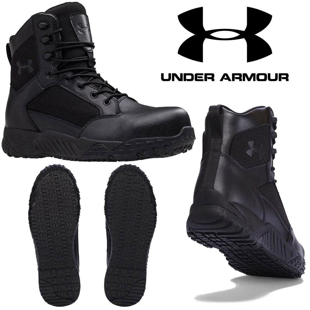 Chaussures d'intervention Under Armour Stellar Tactical