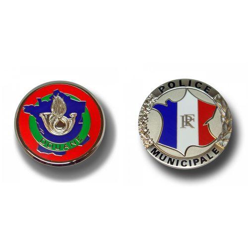 Médaille pour porte carte - AMG Pro