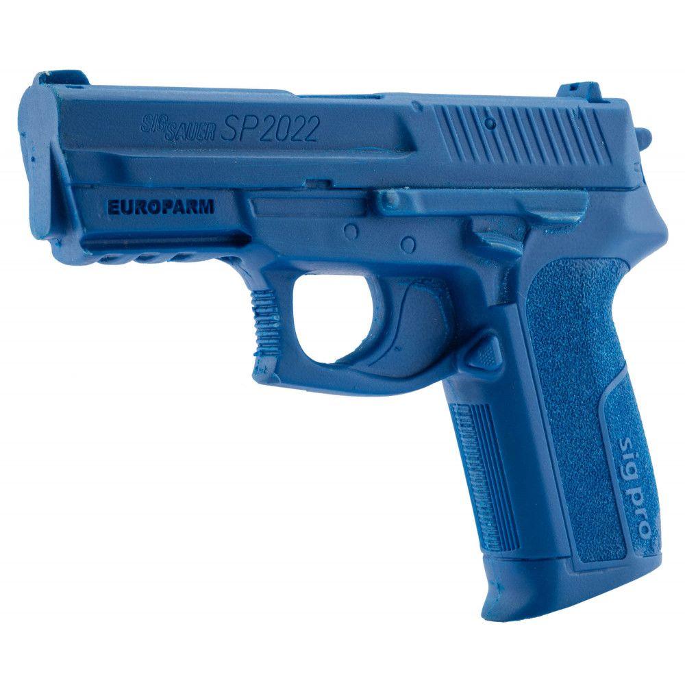 Pistolet d'entrainement Blue Gun SigPro 2022