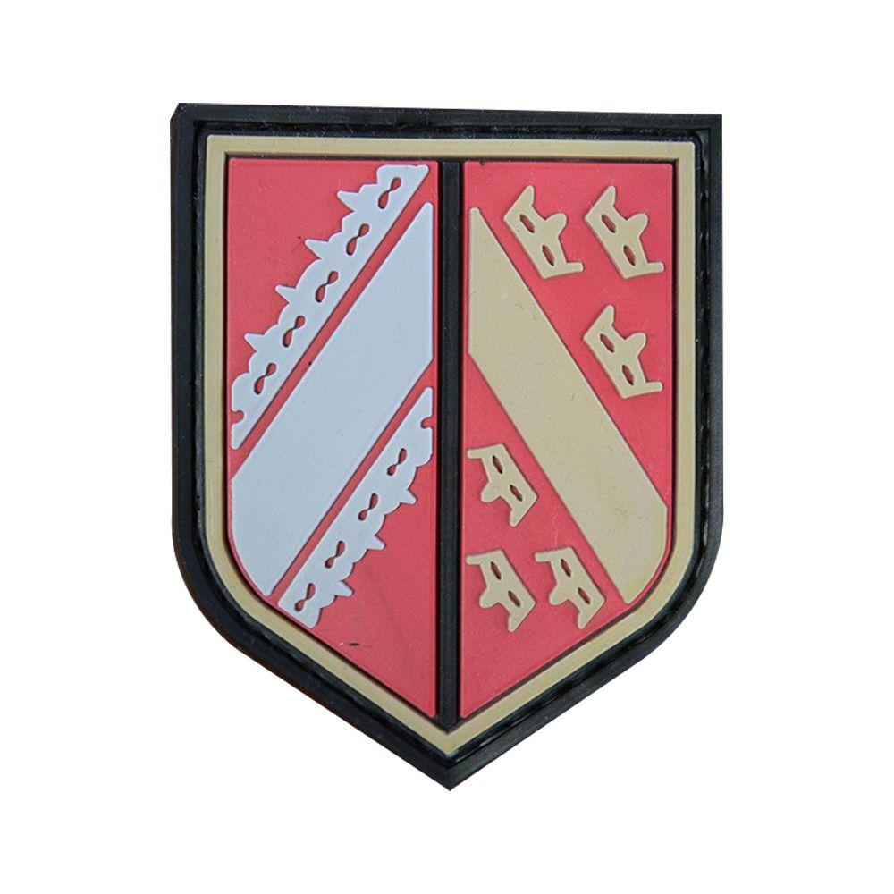 Ecusson de Bras PVC Gendarmerie Departementale Alsace
