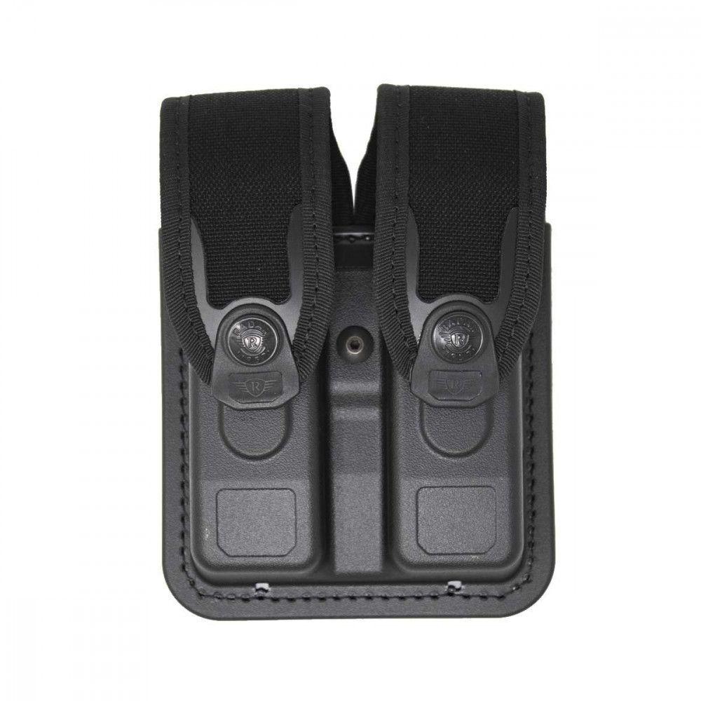 Double porte chargeur 9 mm Radar orientable