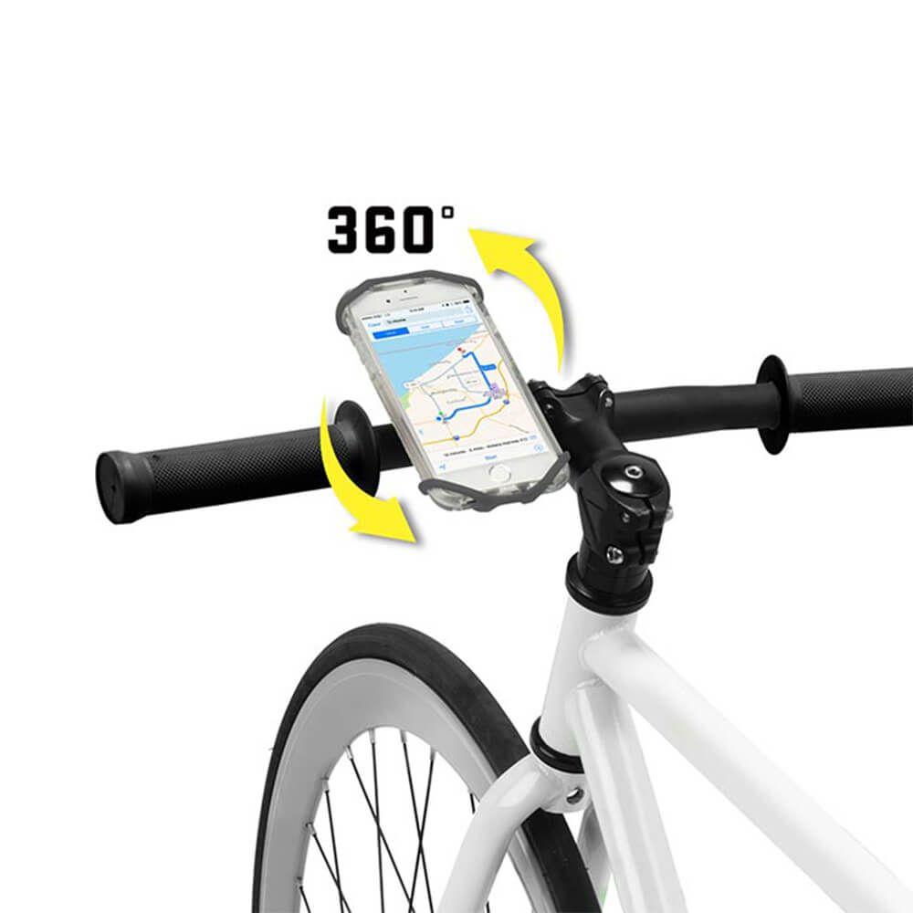 Fixation rotative pour smartphone Wraptor™