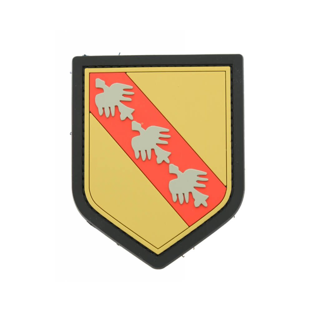 Ecusson de Bras PVC Gendarmerie Departementale Lorraine