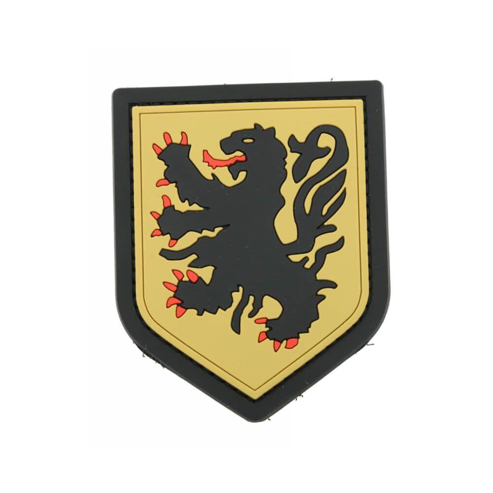 Ecusson de Bras PVC Gendarmerie Departementale Nord Pas De Calais