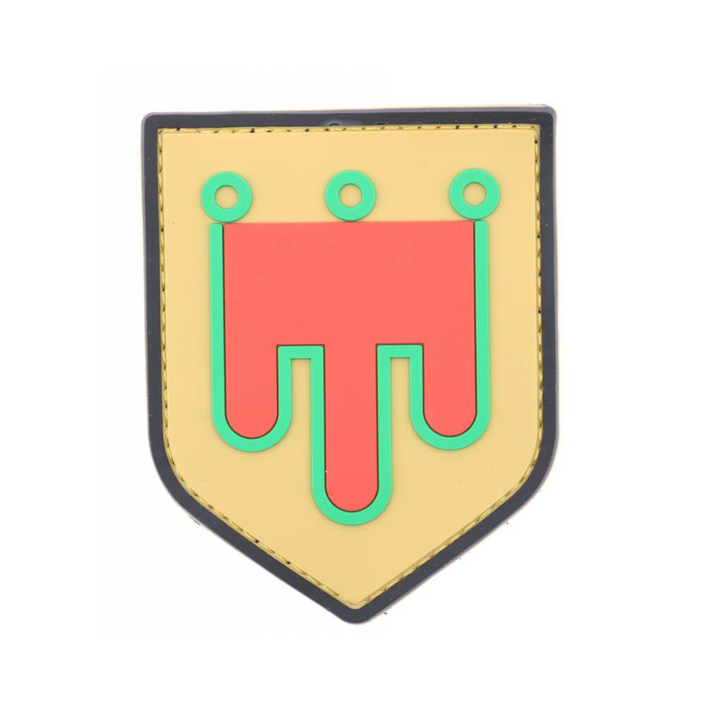 Ecusson de Bras PVC Gendarmerie Departementale Auvergne