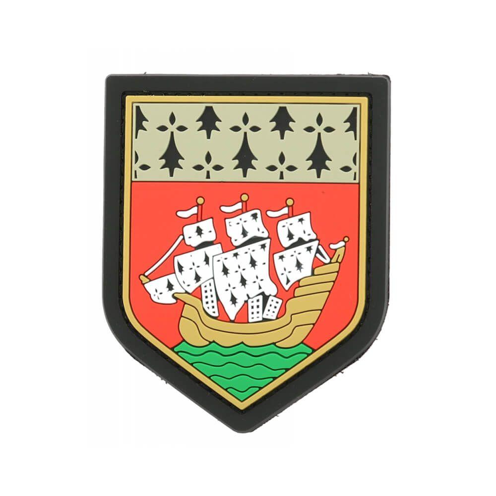 Ecusson de Bras PVC Gendarmerie Departementale Pays de Loire