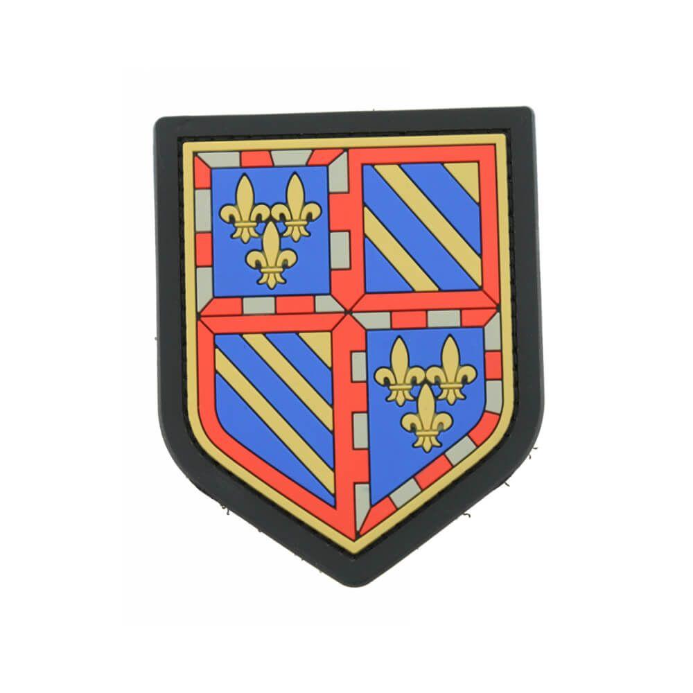 Ecusson de Bras PVC Gendarmerie Departementale Bourgogne