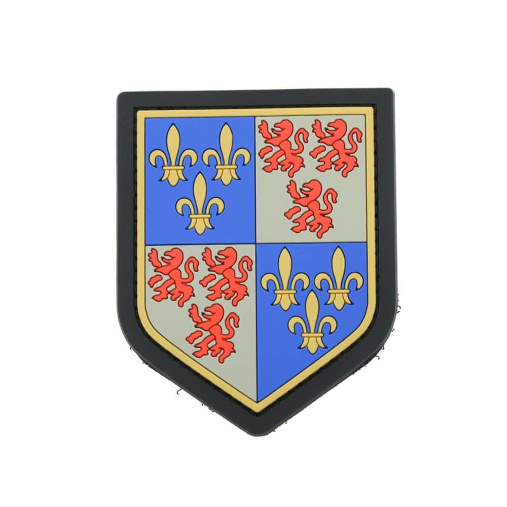Ecusson de Bras PVC Gendarmerie Departementale Picardie
