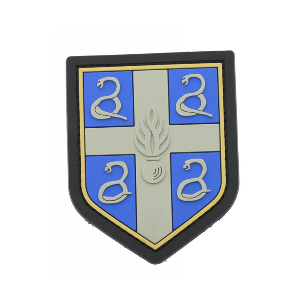 Ecusson de Bras PVC Gendarmerie Departementale Martinique