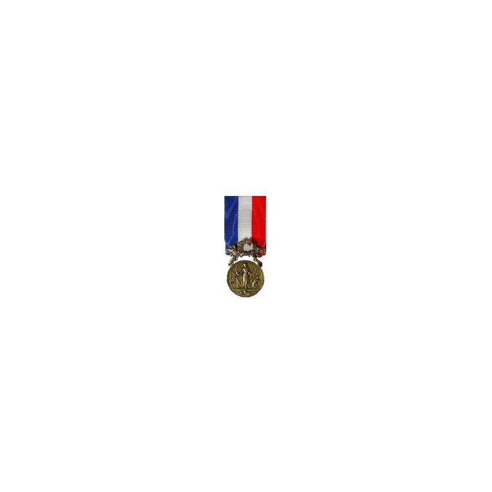Médaille pendante Acte Courage et Dévouement