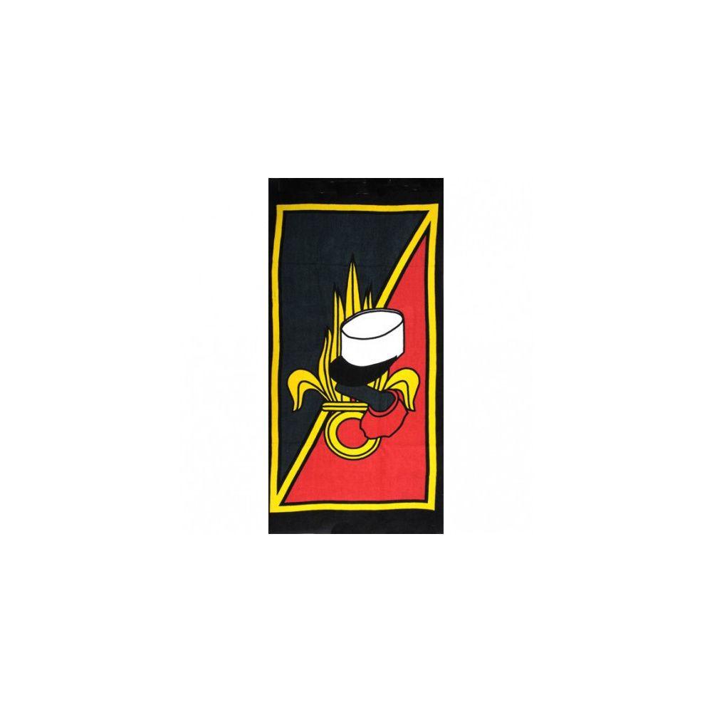 Drap de bain Légion