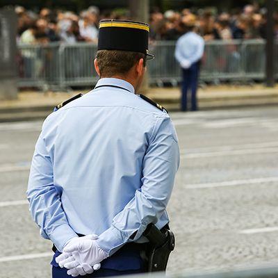 Tenues Gendarmerie