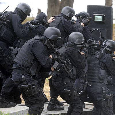 Equipements Forces de l'ordre